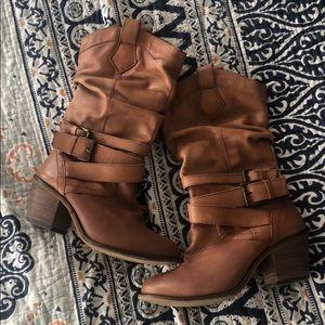 Aldo Western Style Boots